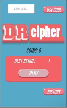 Dr. Cipher screenshot 1