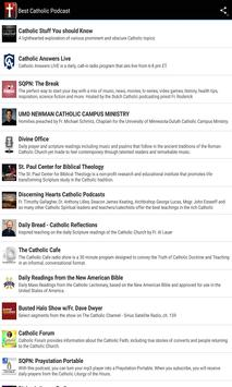 Best Catholic Podcasts poster