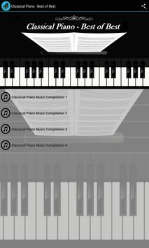 Classical Piano - Best of Best poster