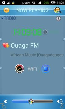 Radio Burkina Faso screenshot 1