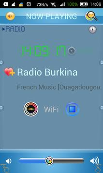 Radio Burkina Faso screenshot 2