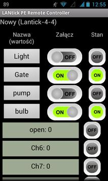 LANtick PE Remote Controller poster
