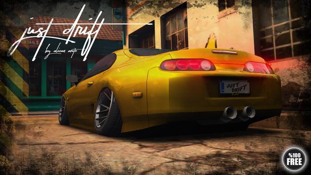 Just Drift screenshot 3