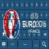 EURO 2016 Keyboard icon