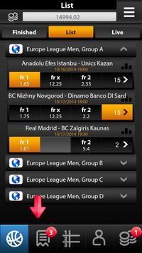 World of Basketball screenshot 1