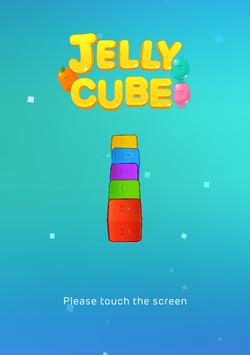 Jelly Cube - Puzzle Game poster