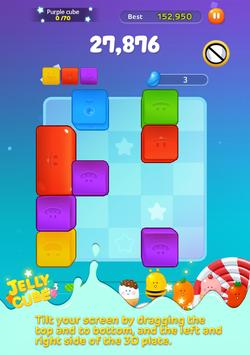 Jelly Cube - Puzzle Game apk screenshot
