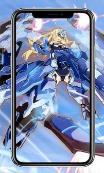 Evangelion Wallpaper HD poster