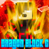 Dragon Block C Mod for Minecraft icon