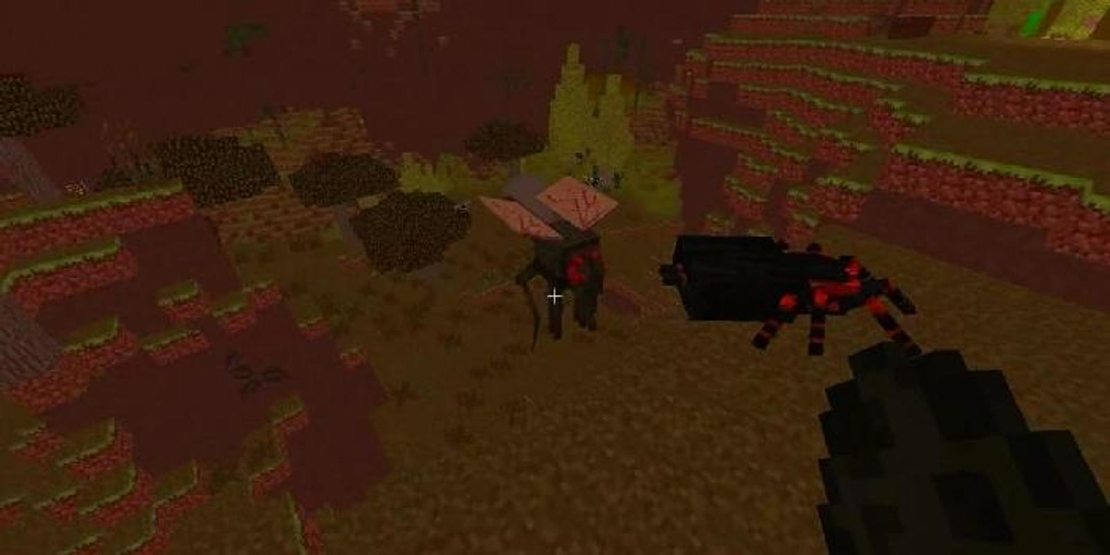 dimension mod minecraft
