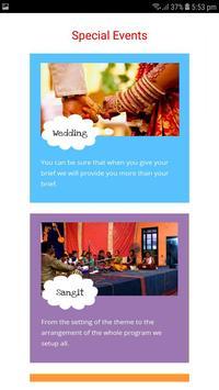 Kothari Events screenshot 4