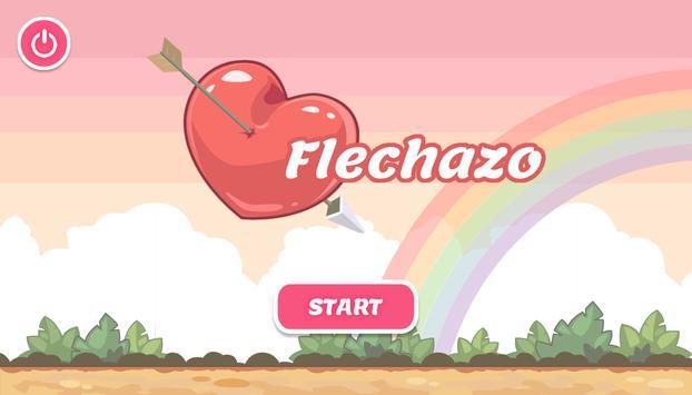 Flechazo - Arrows & Hearts poster