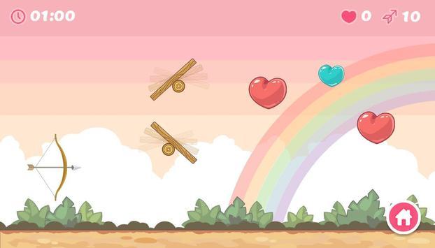 Flechazo - Arrows & Hearts apk screenshot
