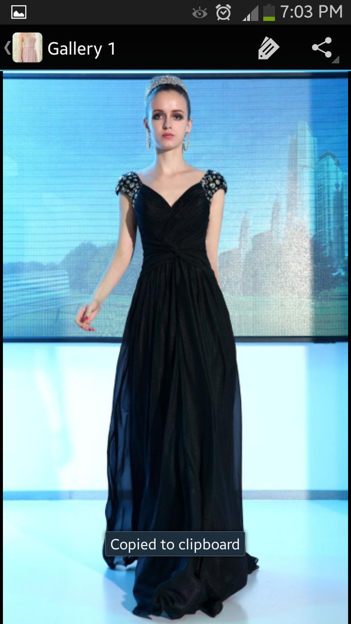 innovative design 24d3c 103a4 Designer Abendkleider für Android - APK herunterladen