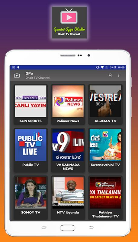 World Tv Watch Tv Live For Android Apk Download