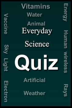 Everyday Science Quiz screenshot 14