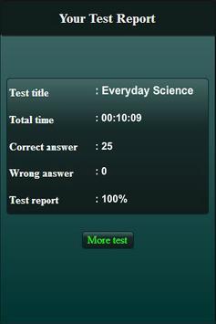 Everyday Science Quiz screenshot 20
