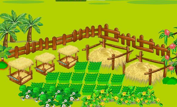 เกมส์ปลูกผักปลูกสวน screenshot 3