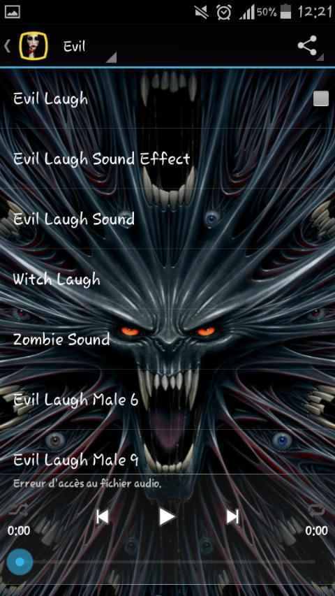 Evil Sounds for Android - APK Download