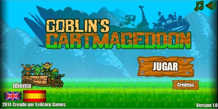 Goblin's Cartmageddon poster