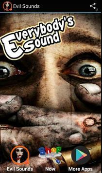 Evil Sounds poster