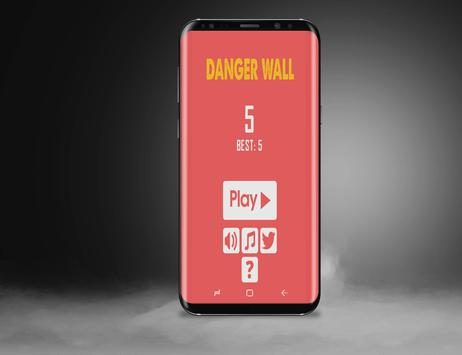 Dangerous wall apk screenshot