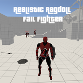 Realistic Ragdoll Fail Fighter icon