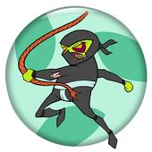 Ninja Zombie icon