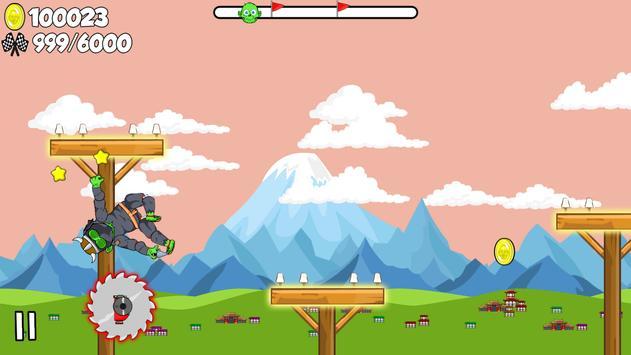 Ninja Zombie apk screenshot