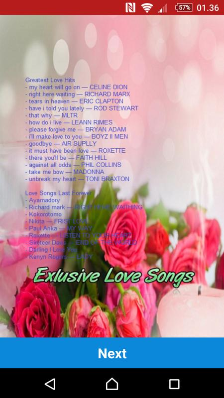 After i say i'm sorry song download the story of my love, vol. 3.