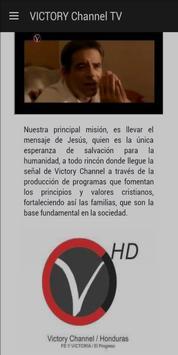 VICTORY Channel TV apk screenshot
