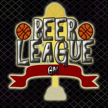 BeerLeague GM poster