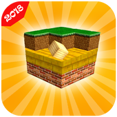 Exploration Block Craft icon