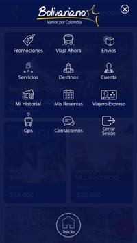 Expreso Bolivariano apk screenshot