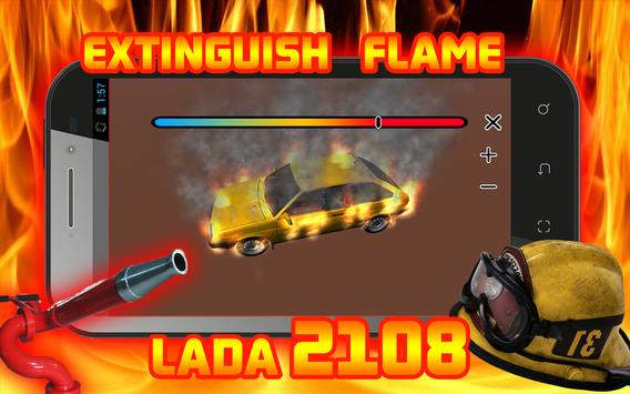 Extinguish Flame VAZ 2108 screenshot 4