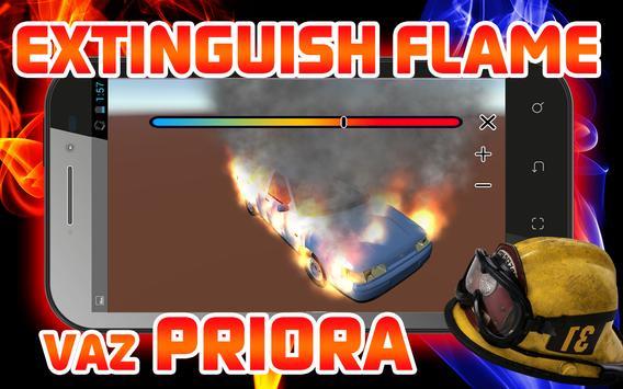 Extinguish Flame VAZ PRIORA screenshot 9