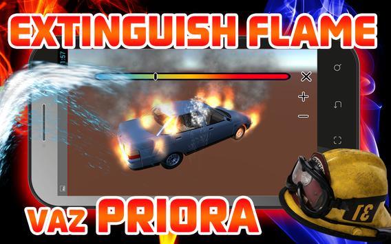 Extinguish Flame VAZ PRIORA screenshot 17