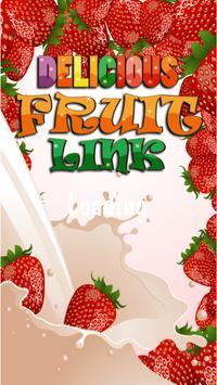 Delicious Fruit Link Deluxe poster