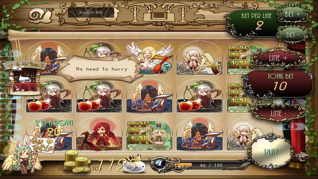 Fairy Magic Slots Machine screenshot 3