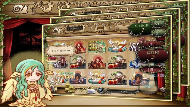 Fairy Magic Slots Machine poster