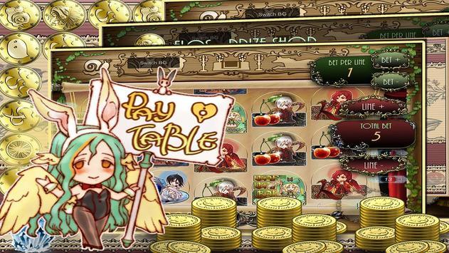 Fairy Magic Slots Machine screenshot 4