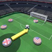 Finger Play Soccer dream league 2018 icon