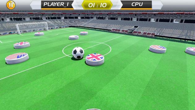 Finger Play Soccer dream league 2018 screenshot 9