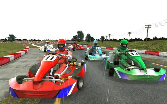 Ultimate Buggy Kart Race 2018 screenshot 1