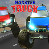 Monster Truck Race 2017 icon