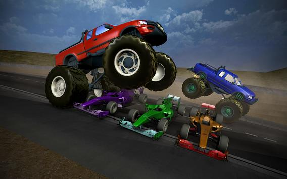 Monster Truck Race 2018 screenshot 4