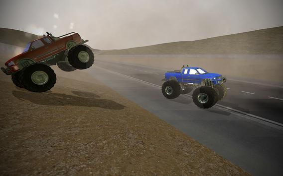 Monster Truck Race 2018 screenshot 6