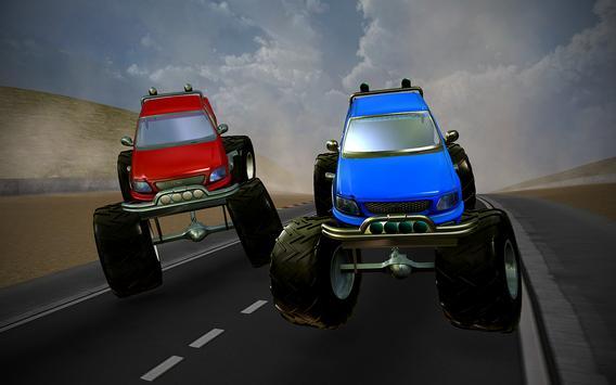 Monster Truck Race 2018 screenshot 1