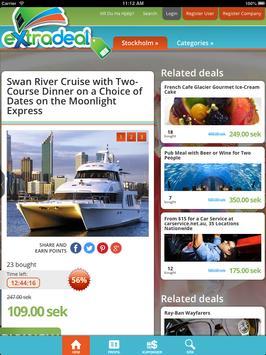 ExtraDeal apk screenshot