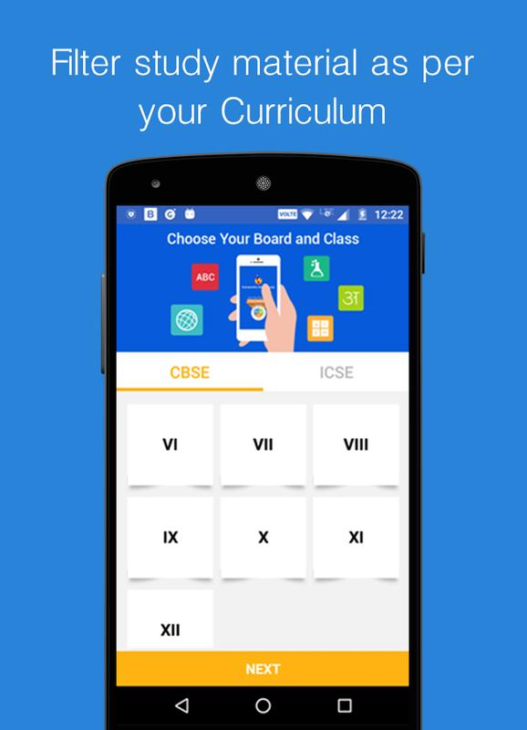 Extramarks Smart Study App allows you to learn anything ...